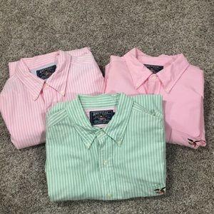 3 American Living Shirts